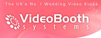 Video Booth Systems wedding video kiosk and video booth